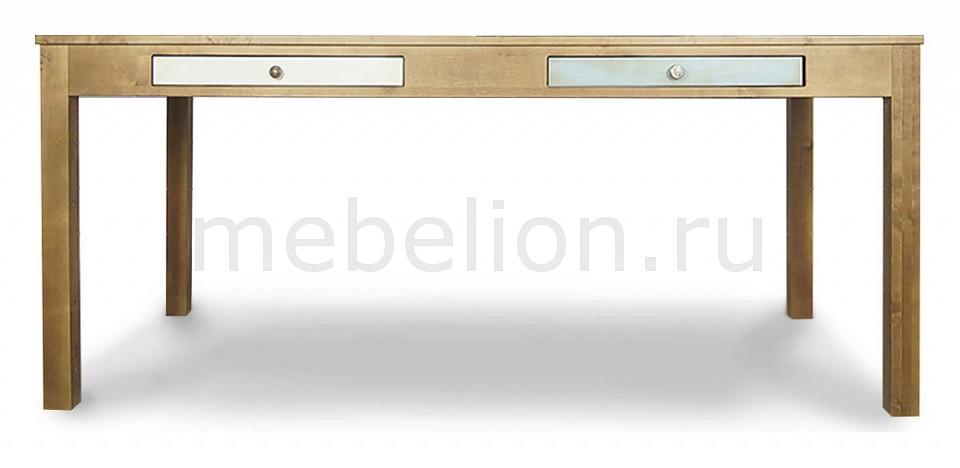 Стол письменный Этажерка Aquarelle Birch стол etagerca aquarelle birch re 36etg