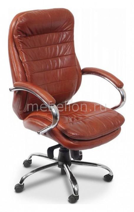 Кресло для руководителя Бюрократ T-9950AXSN/BROWN