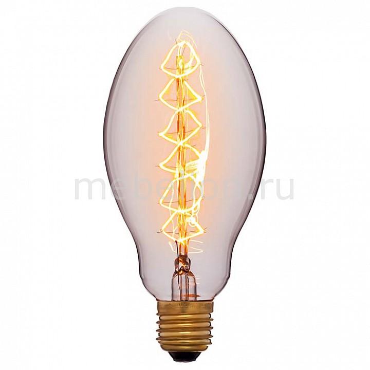 Лампа накаливания Sun Lumen E75 E27 240В 40Вт 2200K 052-054 лампочка sun lumen 054 054 164