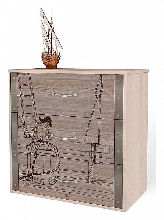 Комод Pirat  как расположить в комнате кровать и диван