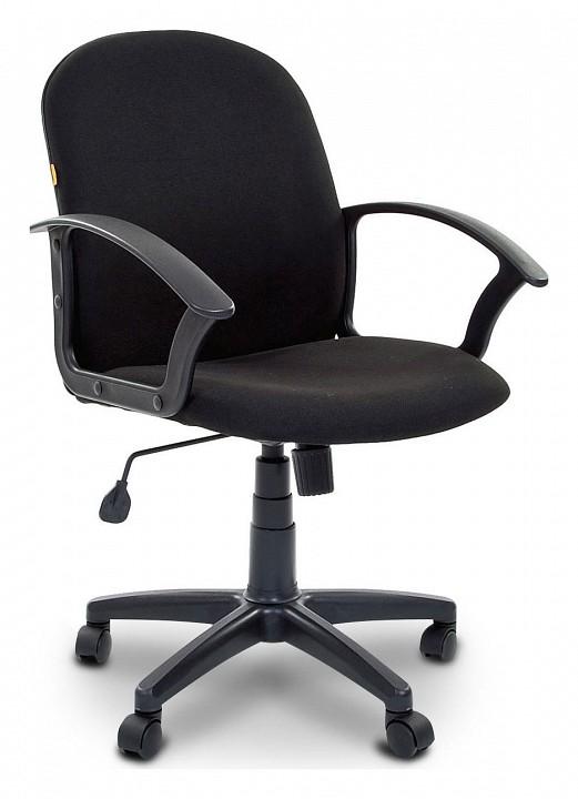 Кресло компьютерное Chairman Chairman 681 черный/черный
