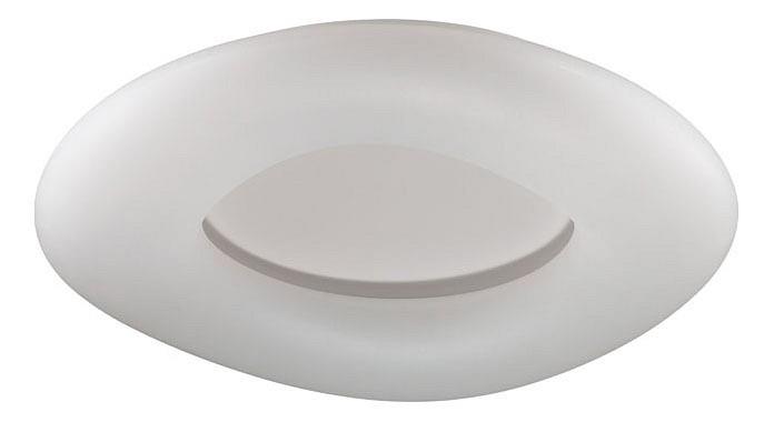 Накладной светильник Odeon Light Aura 4064/80CL потолочный светодиодный светильник odeon light aura 4064 80cl