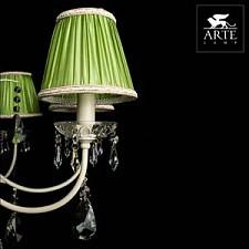 Подвесная люстра Arte Lamp A3082LM-8WG Veil