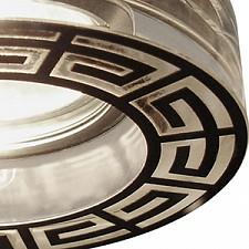 Встраиваемый светильник Arte Lamp A5204PL-1CC Brilliants 1