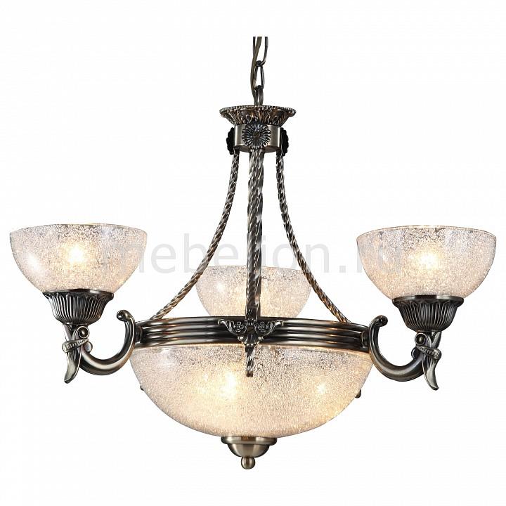 Купить Подвесная люстра Fedelta A5861LM-3-3AB, Arte Lamp, Италия