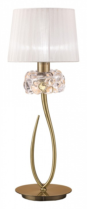 Купить Настольная лампа декоративная Loewe 4736, Mantra, Испания