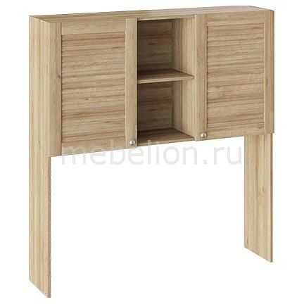 Надстройка ТриЯ Ривьера ТД-241.15.12 стол приставной мебель трия ривьера тд 241 05 01