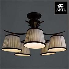 Люстра на штанге Arte Lamp A5133PL-5BR Irene
