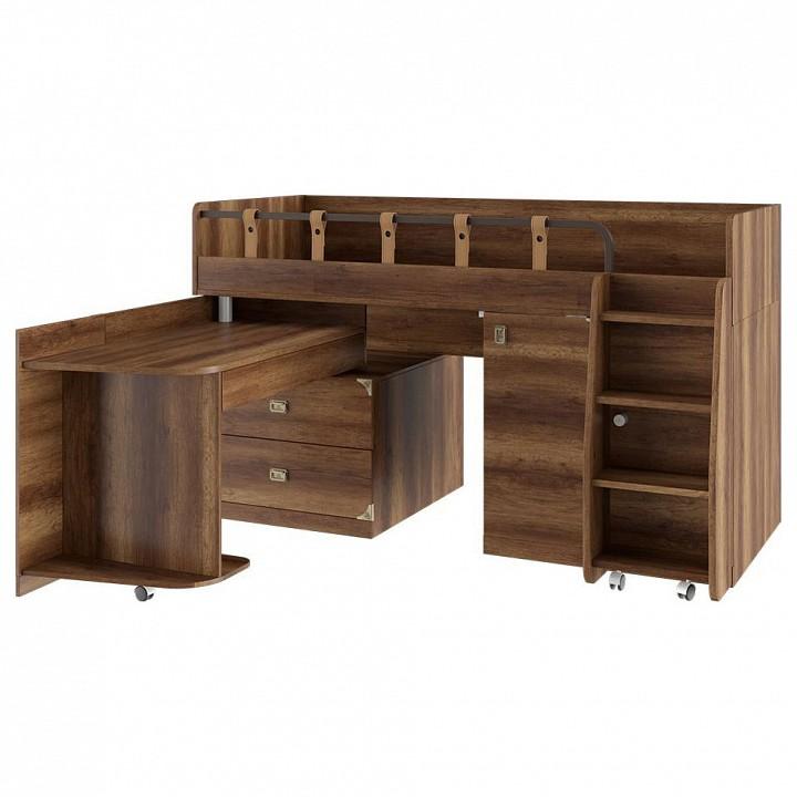 Набор для детской Мебель Трия Навигатор ТД-250.11.02 гарнитур для детской мебель трия навигатор