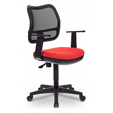 Кресло компьютерное Бюрократ CH-797AXSN красное