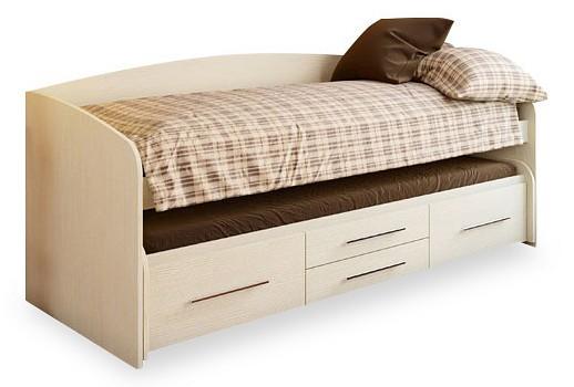 Кровать двухъярусная Олимп-мебель Адель-5