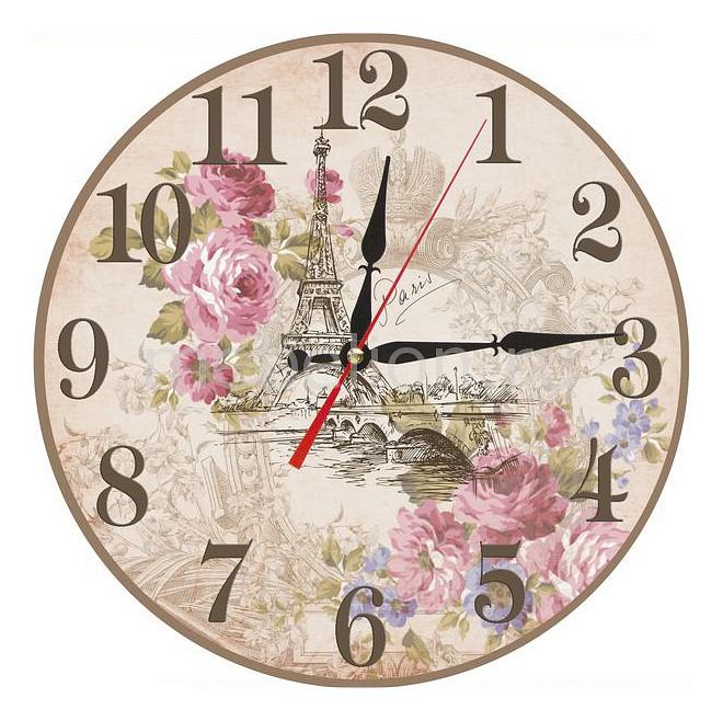 Часы настенные Акита (40 см) AKI C40-12 часы настенные акита 39х28 см aki n 29