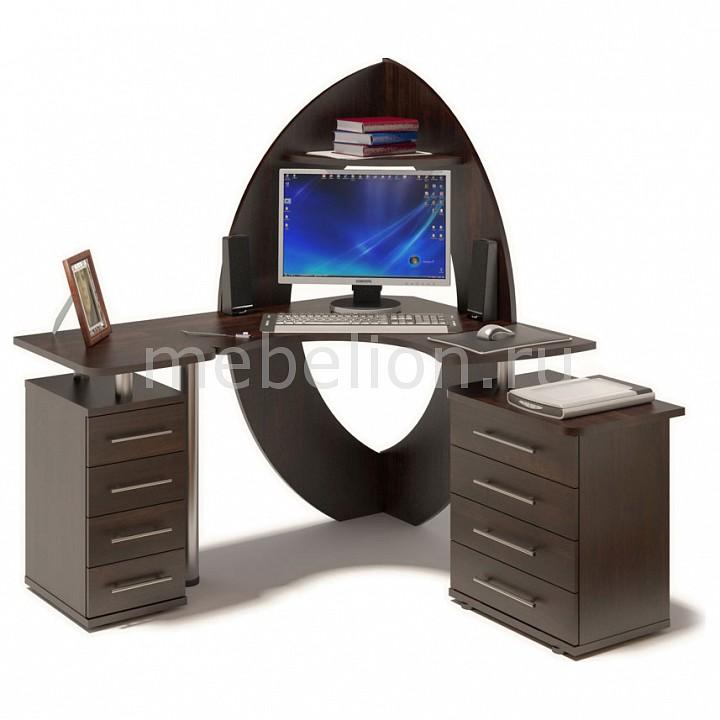 Стол компьютерный КСТ-101 + КТ-101.1 + КТ-102