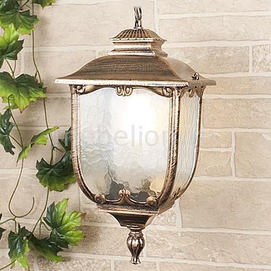 Купить Подвесной светильник Sculptor H черное золото (арт. GLXT-1407H), Elektrostandard, Россия