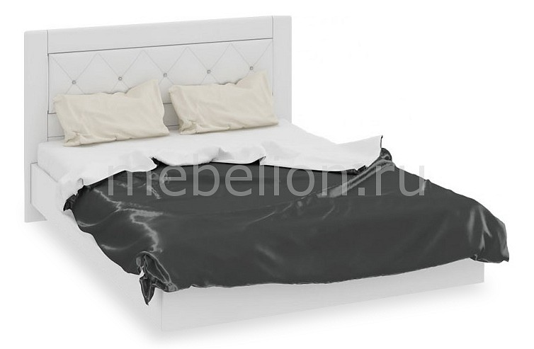Кровать полутораспальная Амели СМ-193.02.002