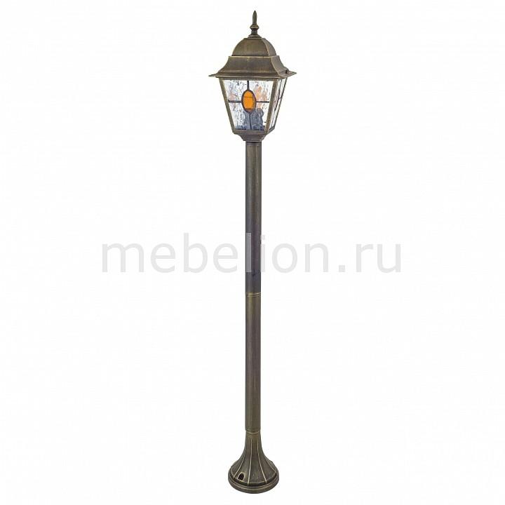 Наземный низкий светильник Favourite Zagreb 1804-1F наземный низкий светильник favourite leon 1814 1f