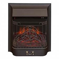Электроочаг встраиваемый Real Flame (53х24.1х61 см) Majestic Lux 00010011987
