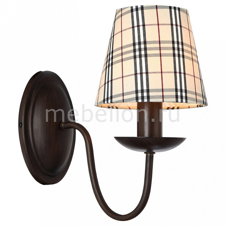 Бра Arte Lamp A3090AP-1CK Scotch