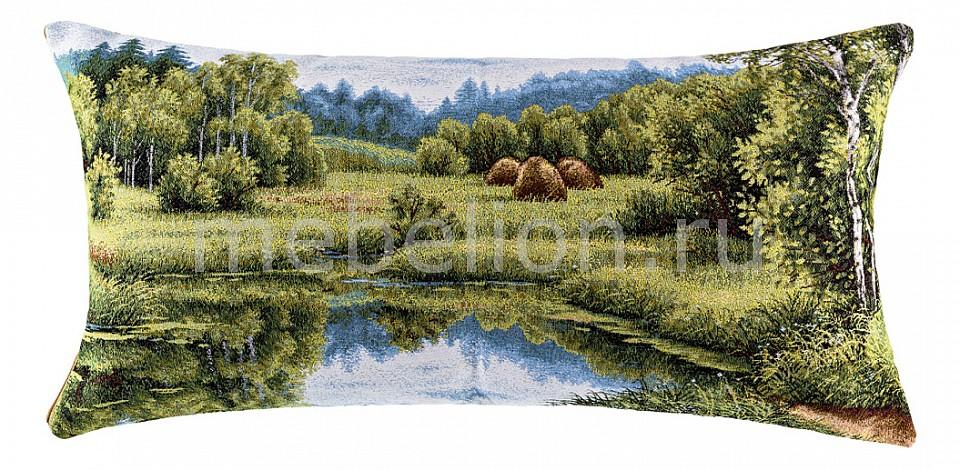 Подушка декоративная АРТИ-М (70x35 см) Тишь да гладь 850-902-2 портьера арти м 145х250 см 2 шт райский сад 850 832 1