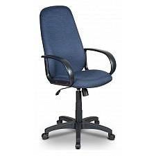 Кресло компьютерное Ch-808AXSN черно-синее