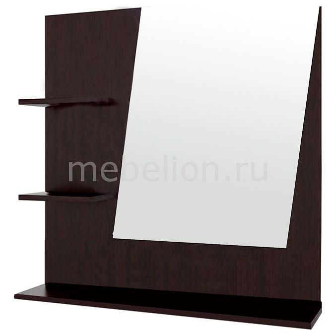 Зеркало настенное Наоми 4-1207 венге mebelion.ru 1716.000