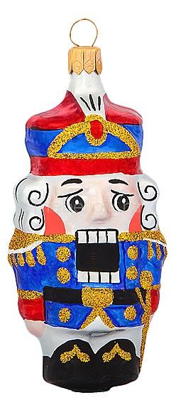 Елочная игрушка (10 см) Щелкунчик-2 860-147