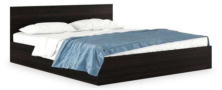Кровать двуспальная Наша мебель Виктория с матрасом 2000х1800 кровати двуспальные belabedding кровать двуспальная с матрасом уэльс 2000x1800