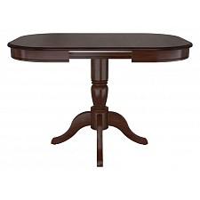 Стол обеденный Фламинго 10.06 орех темный