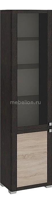 Шкаф-витрина Фиджи ШК(07)_32-21_18 венге цаво/дуб сонома