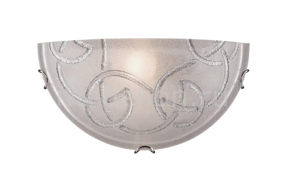 Накладной светильник Sonex 013 Brena Silver