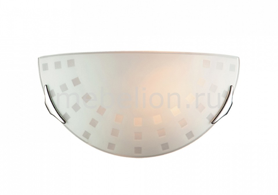 Накладной светильник Sonex Quadro 062 бра sonex quadro white 062