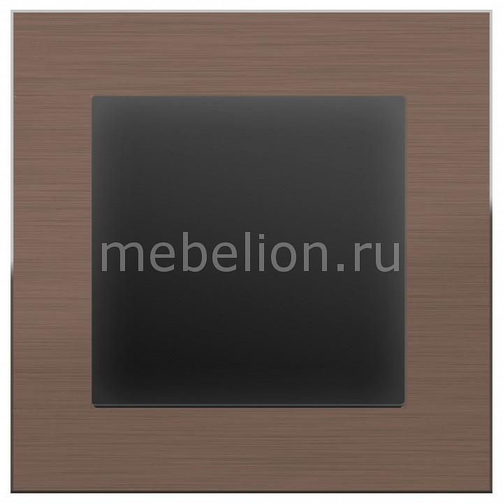 Заглушка для поста Aluminium (Черный матовый) WL08-60-11+WL08-70-11 Aluminium (Черный матовый) WL08-60-11+WL08-70-11