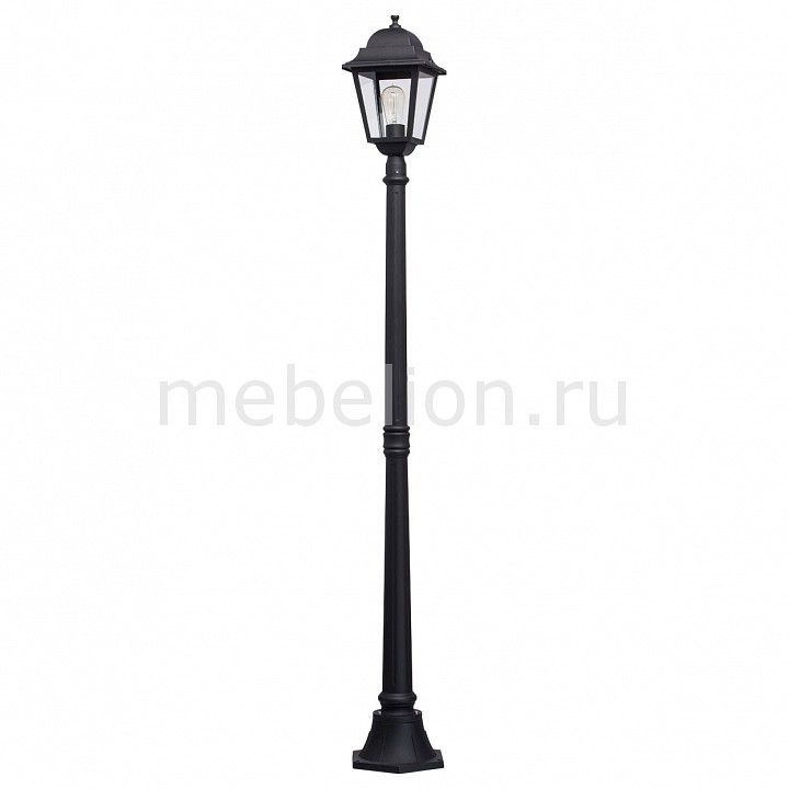 Наземный высокий светильник MW-Light 815041101 Глазго 2