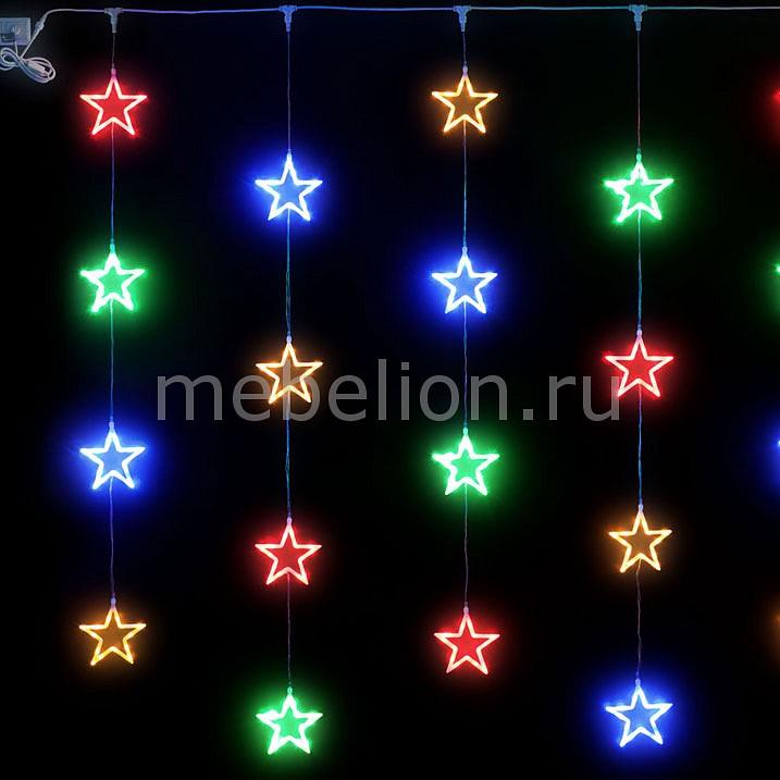 Занавес световой (2x2 м) RichLED Занавес световой (2х2 м) RL-CMST2*2-T/M сеть световая 2х1 5 м richled rl n2 1 5 t m