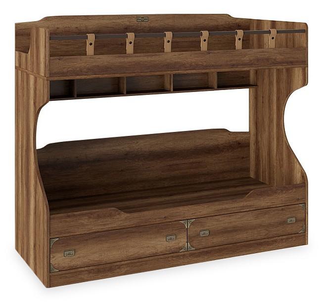 Кровать двухъярусная Навигатор ТД-250.11.01