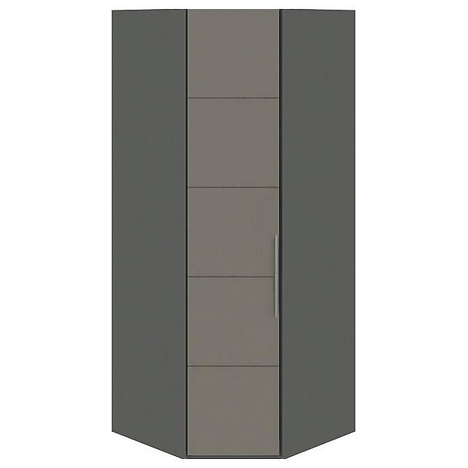 Купить Шкаф платяной Наоми СМ-208.07.06 L, Мебель Трия, Россия
