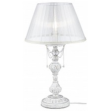 Настольная лампа декоративная Lolita ARM305-22-W
