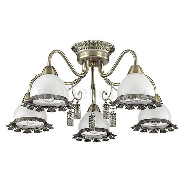 Потолочная люстра Lumion Clovissa 3458/5C потолочная люстра lumion clovissa 3458 5c