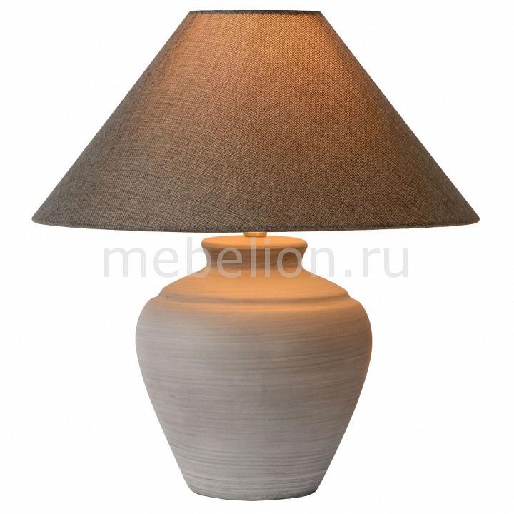 Настольная лампа декоративная Lucide Bonjo 44501/81/36 настольная лампа lucide bonjo 44501 81 36