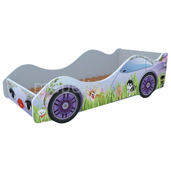 Кровать-машина Кровати-машины Собачки M068