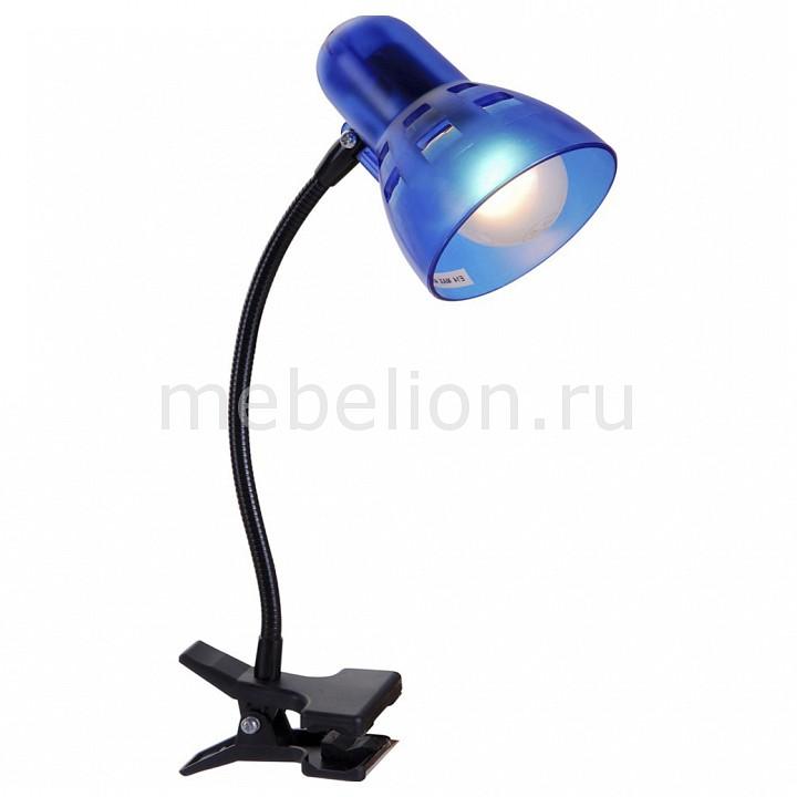 Настольная лампа офисная Globo Clip 54851 franko armondi весна лето 2017