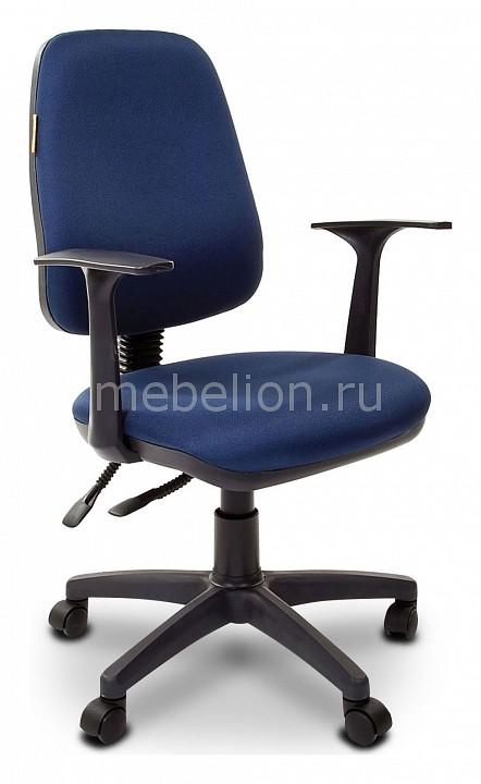 Кресло компьютерное Chairman 661 синий/черный  авито кровать диван нижний новгород