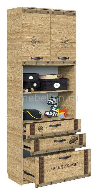 Шкаф комбинированный Корсар-1