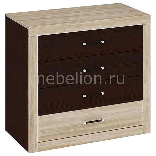 Комод Терра-2 ПМ-129.08, парадисо, дуб миланский mebelion.ru 7490.000