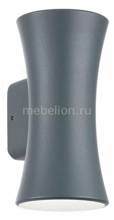 Накладной светильник Ideal Lux LAB AP2 ANTRACITE настенное бра ideal lux dot dot ap2 antracite