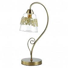 Настольная лампа декоративная Colombina 3051/1T