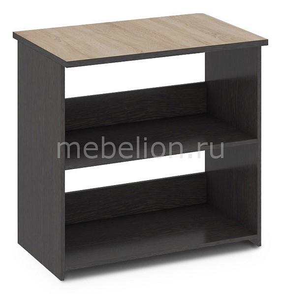 Стол приставной ТриЯ Успех-2 ПМ-184.07 мебель трия надстройка для стола успех 2 пм 184 10 венге цаво дуб сонома