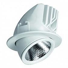 Встраиваемый светильник Arte Lamp A1212PL-1WH Cardani