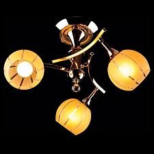 Светильник на штанге 3353-3457 3353/3 золото/желтый