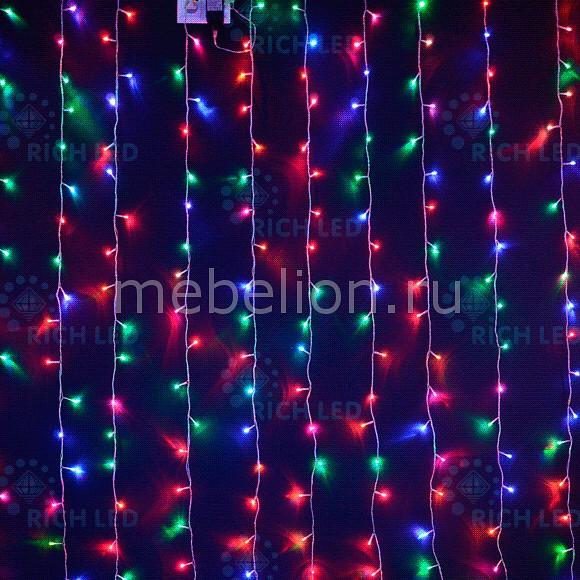 Бахрома световая (5х0.7 м) RichLED Хамелеон RL-i5*0.7-T/ARGB